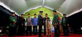 Walikota Palangka Raya Buka STQ VII Tingkat Kota