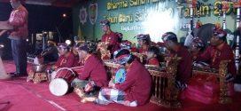 Perayaan Dharma Santi Hari Raya Nyepi di Istana Isen Mulang