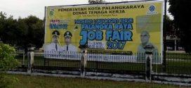 31 Perusahaan Siap Ramaikan Job Fair Palangka Raya
