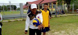 Walikota Buka Kejuaraan Bola Voli Tingkat SMA