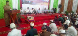 Wakil Walikota Ajak Warga Binaan Rutan Palangka Raya Berserahdiri dan Bersyukur