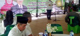 Walikota Palangka Raya Lepas Kafilah STQ ke Puruk Cahu