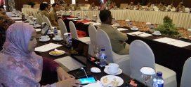 Kepala Disperindag se-Kalteng Kumpul di Palangka Raya Bahas Inflasi