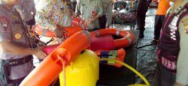 Pemko Palangka Raya Kirim Dua Perahu Karet ke Katingan