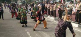 55 Kontingen KBN Pawai Karnaval Budaya