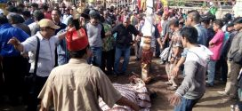 Ritual Tiwah Antarkan Arwah Leluhur ke Lewu Tatau