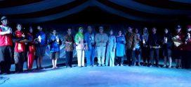 Pramuka Jawa Timur Tergiat I di Kemah Budaya Nasional