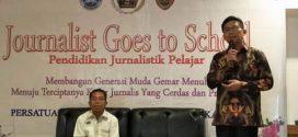 7 SMA di Palangka Raya akan Ikuti Pelatihan Jurnalistik