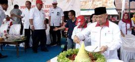 Peringatan HUT PMI ke-72 di Kawasan Wisata Flamboyan Bawah