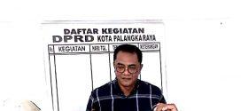 DPRD Palangka Raya Setujui Hibah Tanah Untuk Pengadilan Tipikor