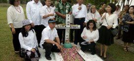 Tabur Bunga 100 Tahun Pahlawan Nasional Tjilik Riwut