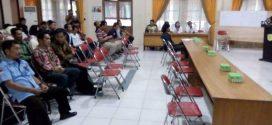 PPK di Palangka Raya Rapat Pleno Verifikasi Faktual Dukungan Calon Perseorangan