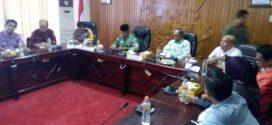 Walikota Pimpin Rakor Ketertiban dan Keamanan Jelang Pilkada Palangka Raya