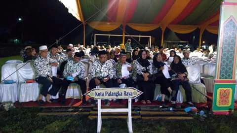Palangka Raya Juara Umum MTQ Tingkat Provinsi ke-3 Kali