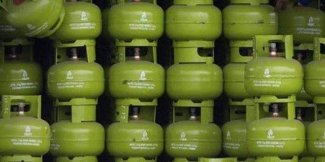 Pertamina Jamin Stok Gas LPG Cukup di Palangka Raya