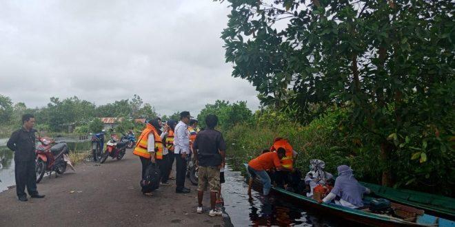 Tinjau Titik Banjir, Walikota Minta Warga Terdampak didata