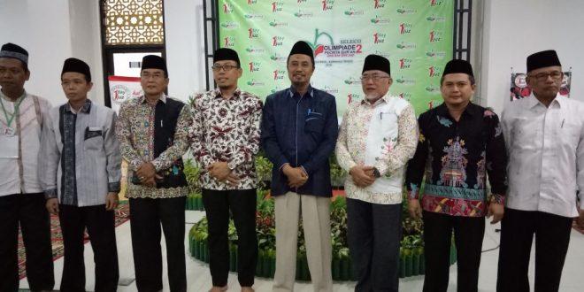 Minimnya Peserta Olimpiade Pencinta Al-Qur'an
