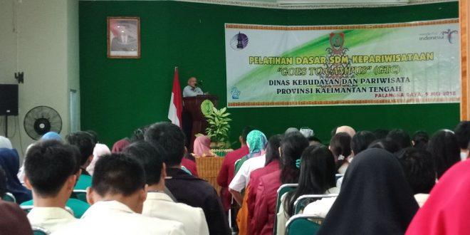 Dorong Kampus Dongkrak SDM Pariwisata