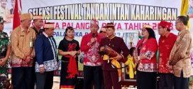 Festival Tandak Intan Kaharingan Dibuka