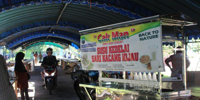 Peresmian Pasar Wadai Ramadan Dipusatkan di Jalan Soekarno-Hatta
