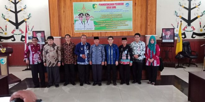 Pemko Gelar Assesment Kompetensi Pejabat Eselon II Gandeng UIN Jakarta