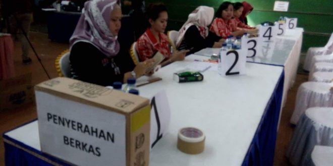 Di Area Kalteng Expo Disediakan Layanan Perekaman E-KTP Langsung Jadi