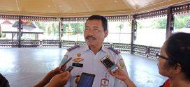 Pos Dishub Km 10 Tjilik Riwut Sudah Tidak Boleh Digunakan