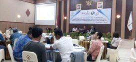 BPK Kalteng Adakan The Media Workshop Paska Audit LKPD