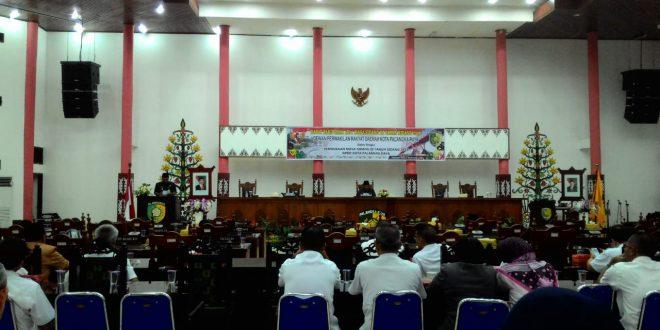 DPRD Gelar Sidang Paripurna Pembukaan Masa Sidang III