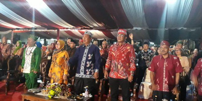 Pemko Palangka Raya Apresiasi Temu Karya Taman Budaya Se Indonesia