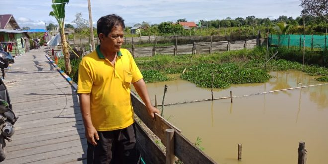 Budidaya Ikan Keramba dan Kolam Dinilai Tepat Untuk Kota Palangka Raya