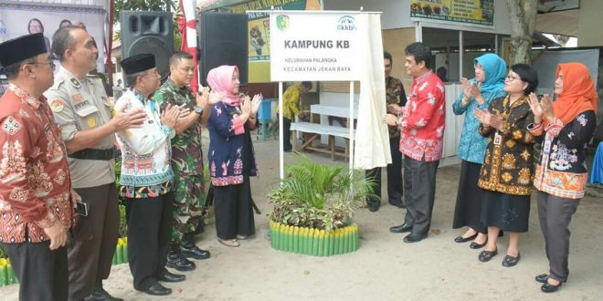 Kampung KB Merupakan Program Kependudukan Nasional