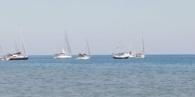 Wonderful Sail, Ratusan Yacther Berlayar ke Teluk Kumai