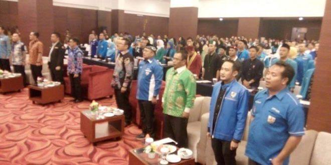 Tiga Kandidat Bersaing Jadi Ketua KNPI Kalteng Dalam Musda XIV