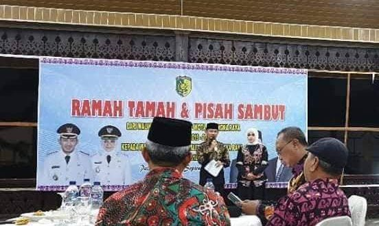 Walikota Palangka Raya Berjanji Melanjutkan Pembangunan Para Pendahulunya.