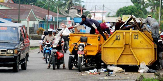 Pelanggar Perda Sampah Untuk Memberi Efek Jera
