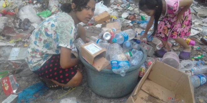 Keberadaan Bank Sampah di Palangka Raya Masih Belum Tersebar