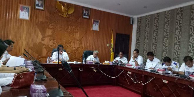Persiapan Pelaksanaan Rakerwil Ke-V Apeksi Regional Kalimantan