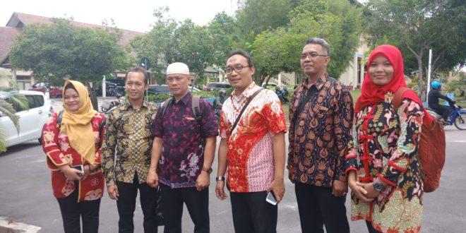 Sekretariat Jenderal DPR RI Pelajari Pelayanan Publik di Palangka Raya