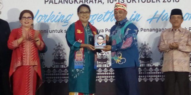 Palangka Raya Menjadi Lokus Pelaksanaan Rakornas GT PP-TPPO