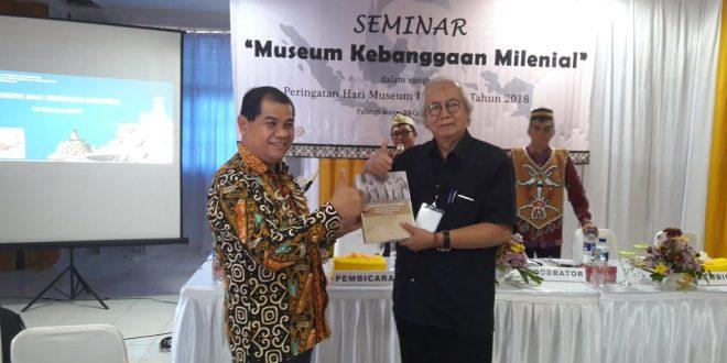 Koleksi Gabungan Museum di Indonesia Hadir di Pameran Museum Balanga