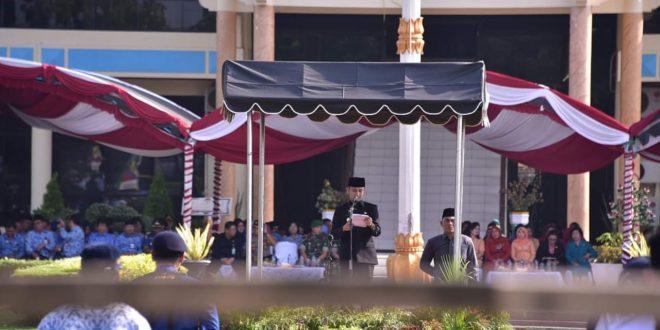 Walikota Palangka Raya Ingatkan, Pancasila Jati Diri Bangsa Indonesia