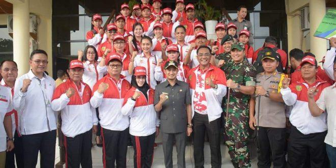 Walikota Fairid : Pemko Konsisten Kembangkan Olahraga dan Organisasi