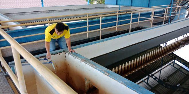 PDAM Palangka Raya Perlu Mendeteksi Dini Pencurian Air Bersih