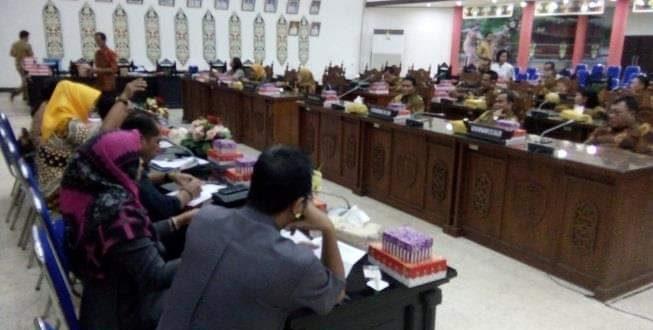 DPRD Surakarta Belajar Fungsi Tatib ke DPRD Palangka Raya