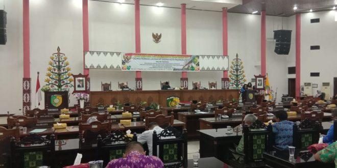 Eksekutif dan Legislatif Sepakati Raperda Inisiatif