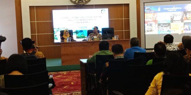 Pemko Palangka Raya Pelajari Pengembangan Wisata Banyuwangi