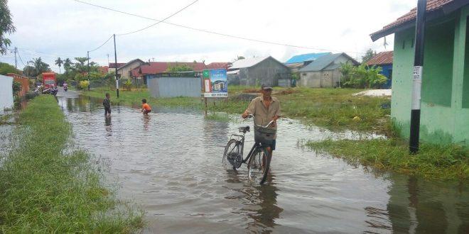 Waspadai Banjir di Kawsan DAS Palangka Raya