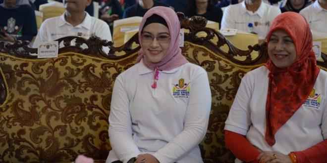 Wakil Wali Kota Palangka Raya Hadiri Temu Akbar 1.000 UMKM
