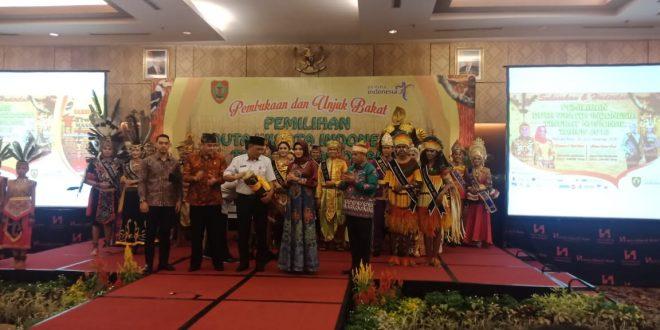 15 Pasang Finalis Bersaing Rebut Gelar Duta Wisata Indonesia 2018
